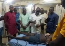 Deputy governor and victim