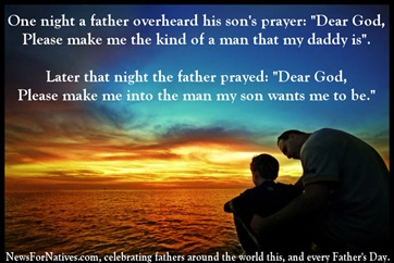 celebrating_fatherhood_fathers_day_fathersday_father_and_son_dad_daddy_native_american_fathers