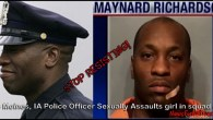 Des Moines Police Chief Judy Bradshaw says authorities have arrested a Des Moines police officer for allegedly attempting to sexually assault a 22-year-old woman in his patrol car while he […]