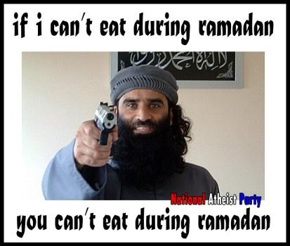 eating during ramadan