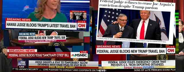 It seems like lately we keep hearing about this federal judge blocks this and that federal judge blocks something else. How much power does the President of the United States […]