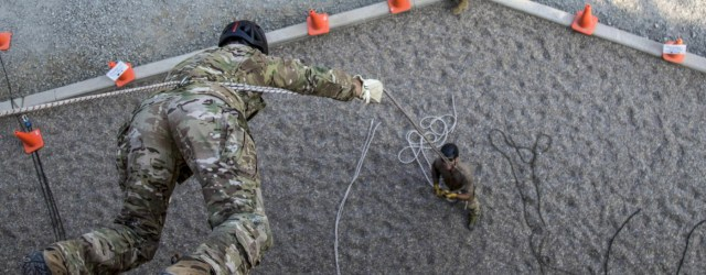 Who thinks Trump's border wall is a joke? Apparently not the military! US Special Forces unable to scale border wall […]