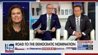 "https://www.youtube.com/watch?v=_dmoy7LqixE""They didn't want Joe Biden, they settled for Joe Biden"" Former White House press secretary and Fox News contributor Sarah Sanders says Democrats have 'settled' for Joe Biden while President […]"