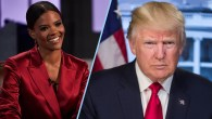 Well, you heard it from the lips of Candace Owens herself, she would like to run as Donald Trump's Vice President of the United States of America. Would you vote for a Trump, Owens ticket?