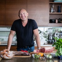 Matt Moran launches a new TV series, Kitchen Tales, recreating food memories of Australian celebrities