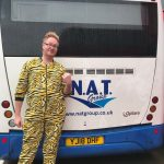 All Aboard! NAT Group fundraising for Children In Need