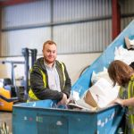 Warehouse apprentice says learning difficulties won't stop his career success