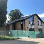 Constructors complete £1.2million rural education complex ready for 2020/21 academic year