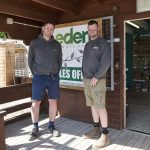 Eden Landscapes celebrates successful fundraising for Tŷ Hafan