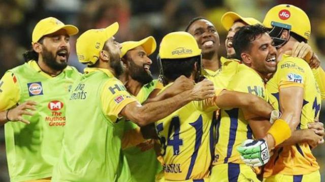 छक्का मार कर 7वीं बार आईपीएल के फाइनल में चेन्नई, मुंबई में 27 को फाइनल मुकाबला