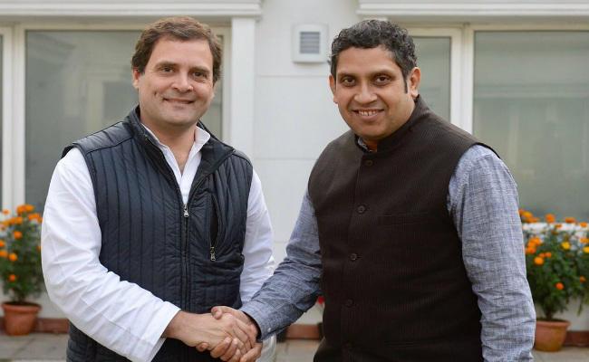2019 के लिए राहुल ने बनाया नया विभाग, इस शख्स को दी है जिम्मेवारी, एमपी में हुआ बड़ा फायदा