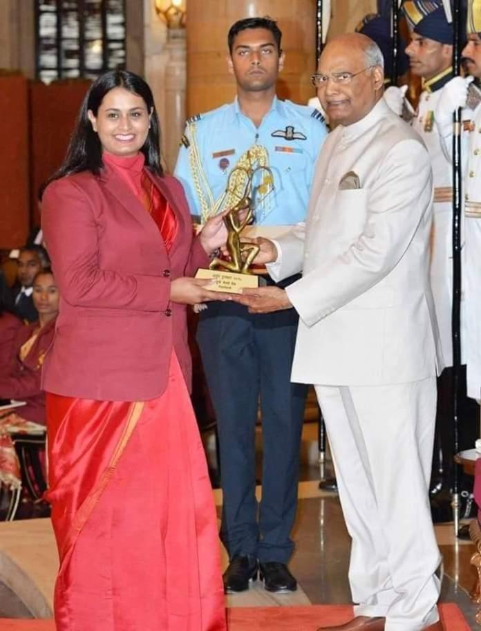 अर्जुन पुरस्कार से सम्मानित बिहार की श्रेयसी सिंह को कितना जानते हैं?