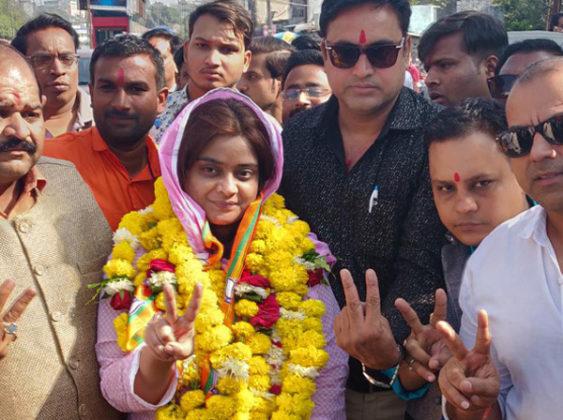 खूब चर्चा में है यह बीजेपी महिला कैंडिडेट, मध्य प्रदेश चुनाव में भाजपा की इकलौती मुस्लिम उम्मीदवार