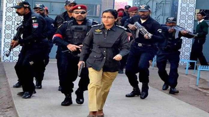 पाकिस्तान की लेडी सिंघम
