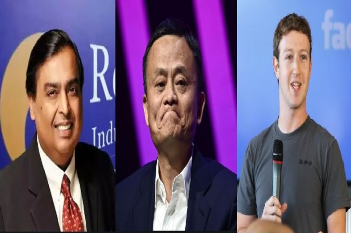 Jio-Facebook deal mukesh ambani tops jack ma as asia richest person