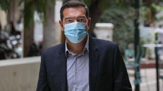 Επίσκεψη Τσίπρα στο Γενικό Νοσοκομείο Αθηνών «Γ. Γεννηματάς»