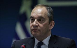 Πλακιωτάκης: Αναληθείς οι δηλώσεις του Τούρκου υπουργού Εσωτερικών