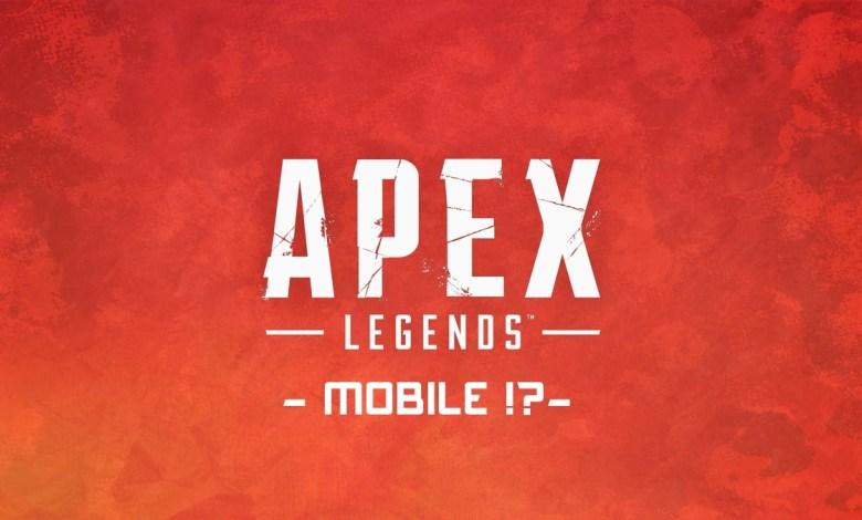 Apex Legends mobile?