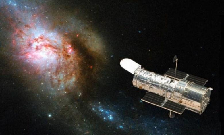 Telescópio Espacial Hubble responssalve pela descoberta de varios corpos celestes