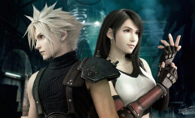 Mercado de Games em Alta, Final Fantasy 7 Ramake é um dos destaques