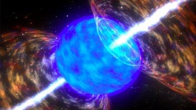 a maior explosão do universo, depois do big bang, (imagem ilustrativa)