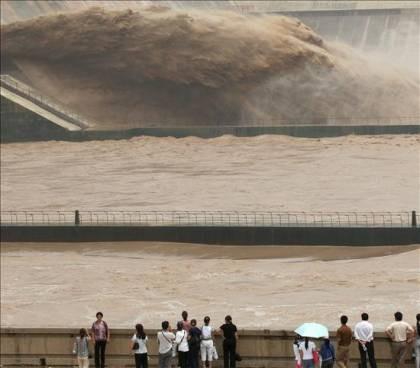 Os 5 Maiores Desastres Naturais Que Já Teve, Inundação do Rio Amarelo