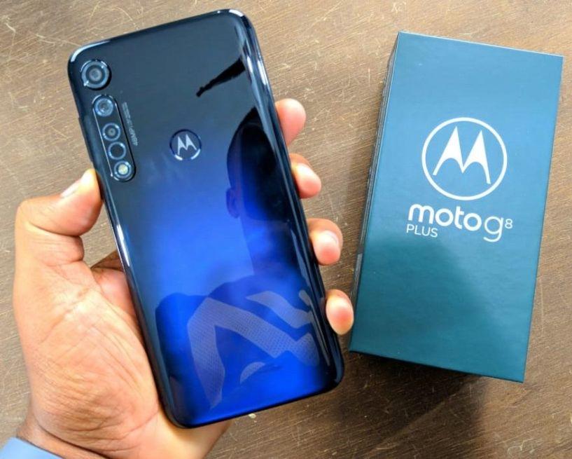 Moto G8 Plus - 30 celulares até 2000 reais