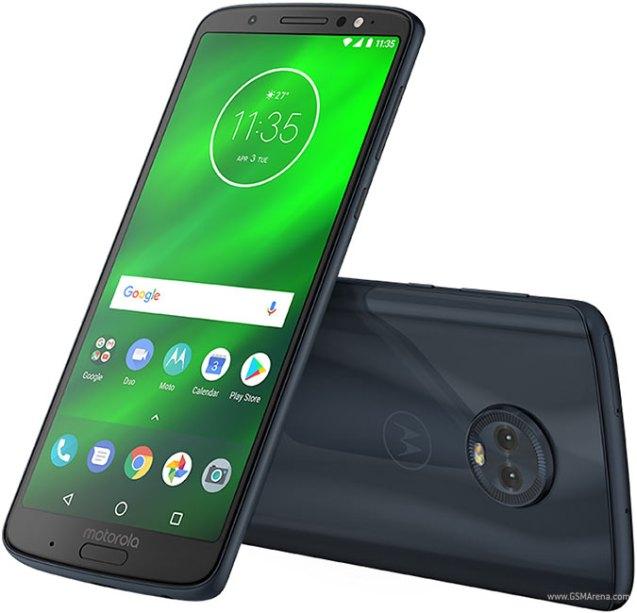 Moto G6 Plus - 30 celulares até 2000 reais que valem a pena conferir
