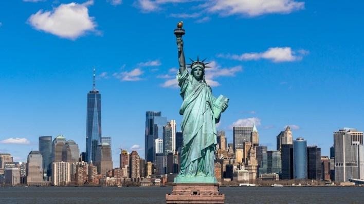 Os Cinco Maiores e Mais Populosos Países do Mundo, Estados Unidos