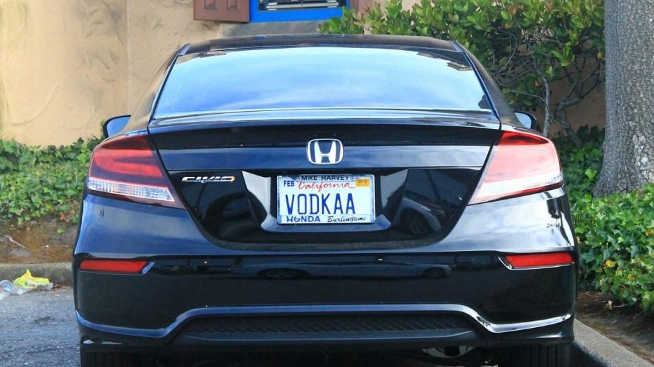 Top 10 de carros automáticos com valor de até 20 mil reais. Marca: Honda Civic.