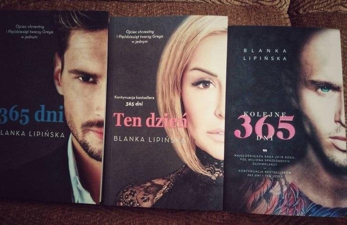 365 DNi Trilogia de Livros