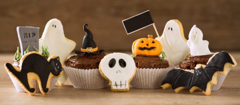 Origem dos doces no Halloween