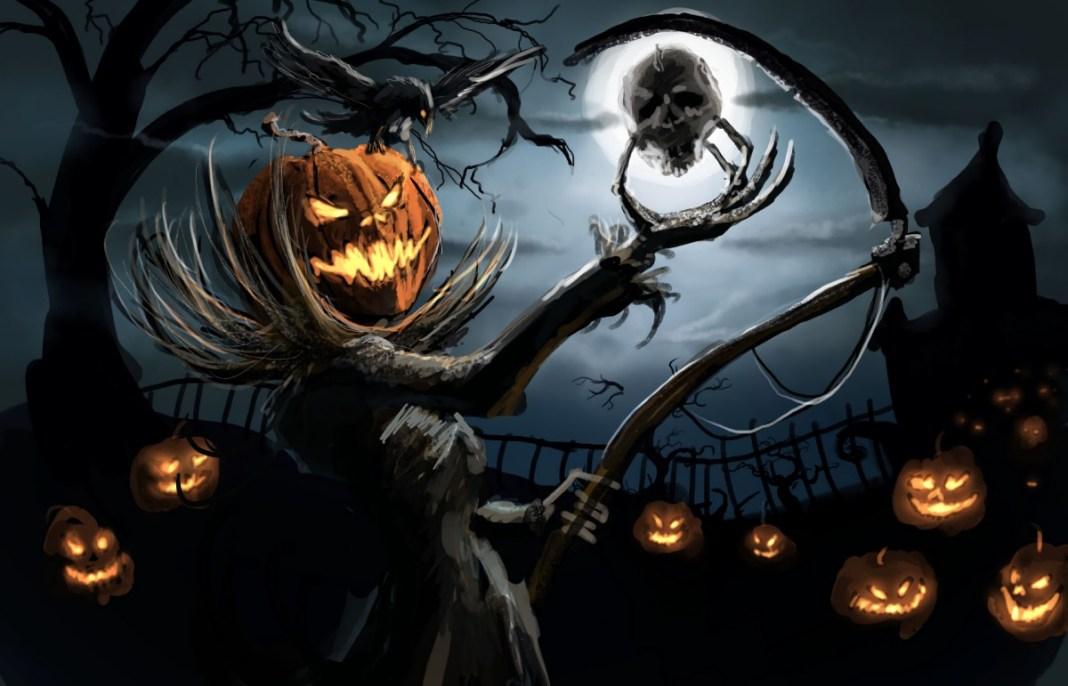 A Origem do Halloween, ou Dia das Bruxas