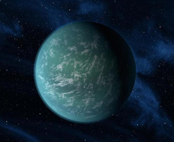 Kepler-22b, News Geek