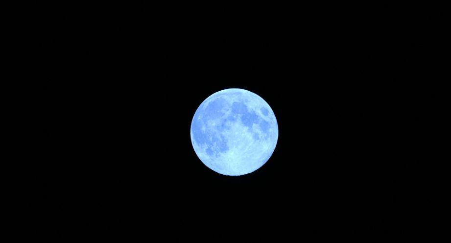 Eventos Astronômicos de Outubro - Lua Azul