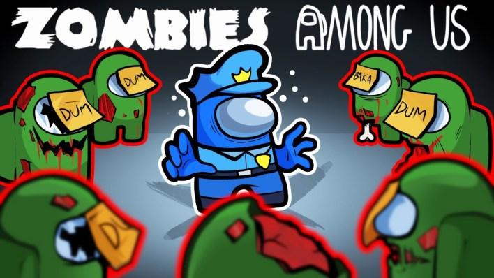 Among Us Zumbi Mod