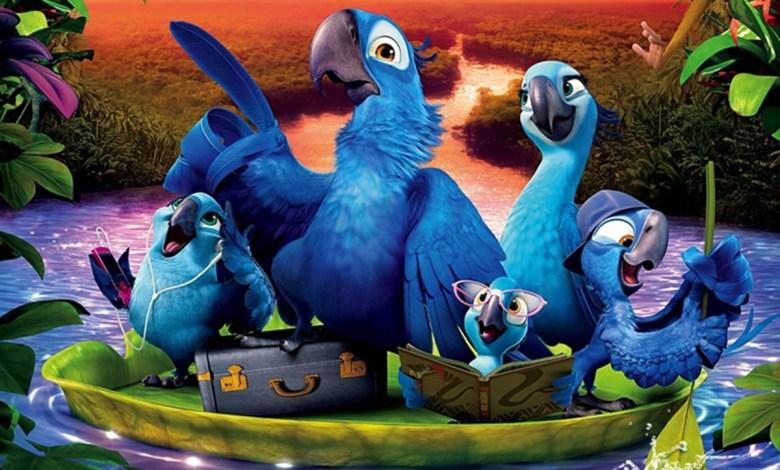 Ararara-Azul Rio, News geek