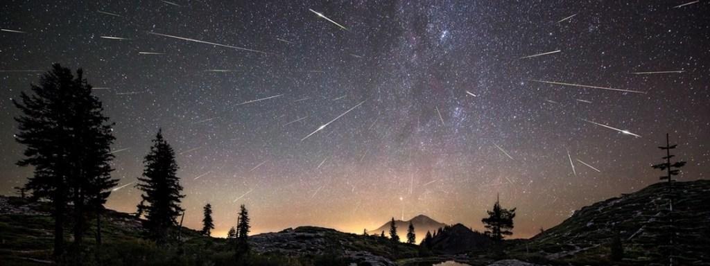 Chuva de Meteoros - Eventos Astronômicos de Dezembro