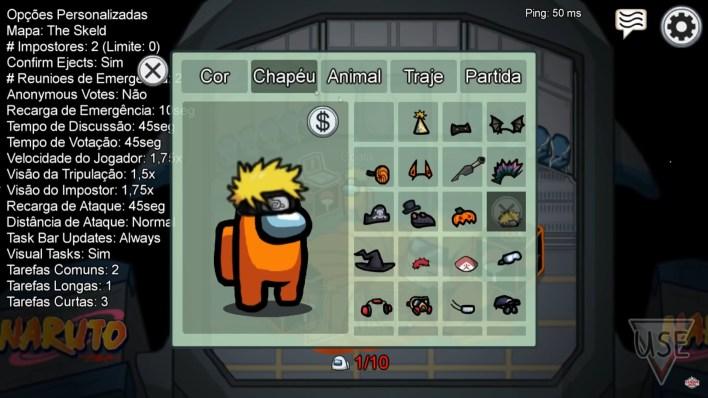 Naruto - Mod Among Us