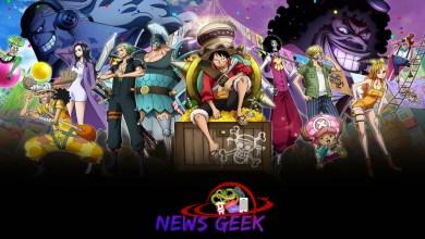 Filme: One Piece Stampede!