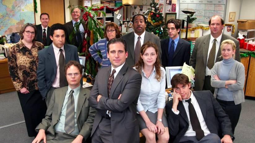 Melhores séries de Comédia - The Office