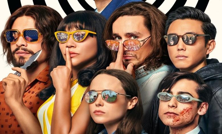 The Umbrulla Academy é renovada pela Netflix para a terceira temporada.