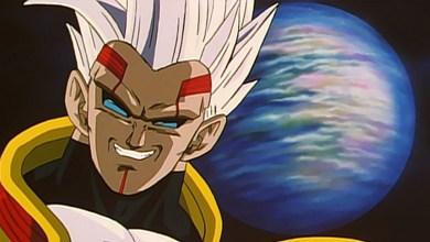 Super Baby 2, chegando a um planeta perto de você. Captura de tela: Toei Animation / Funimation