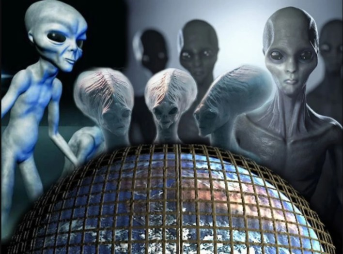 Se esses Alienígenas Existem, Porque não Apareceram para todos os Humanos?