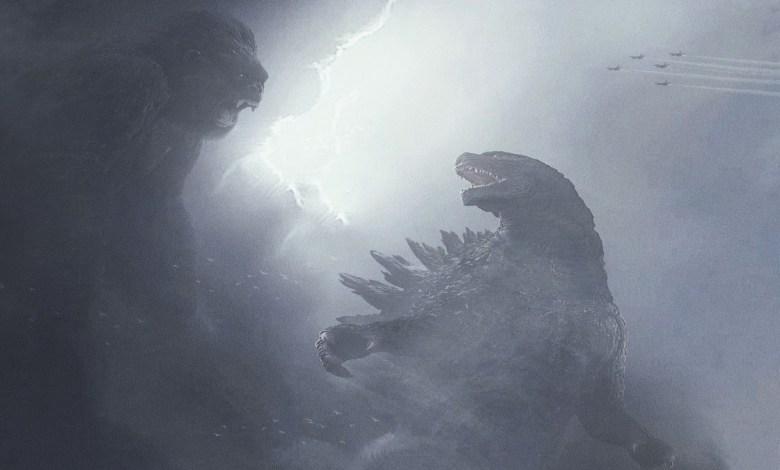 Godzilla vs Kong é antecipado pela Warner