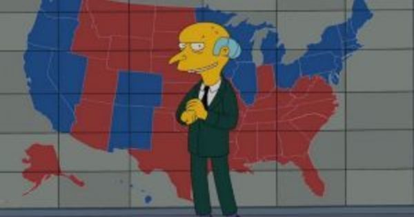 Os Simpsons 2012