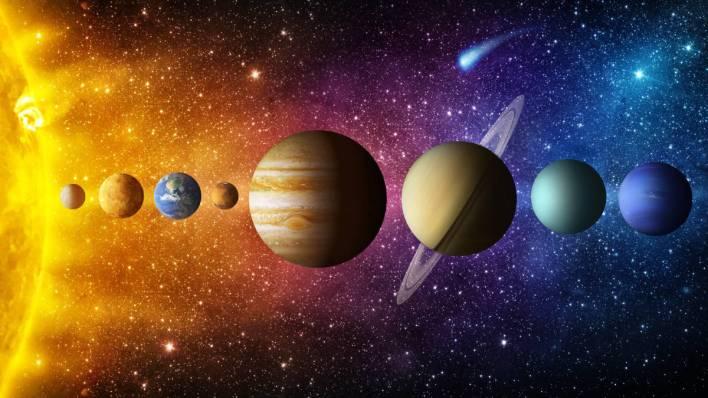 Viagem Pelo Sistema Solar