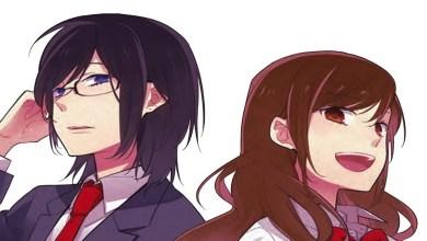 Hori e Miyamura - Horimiya.