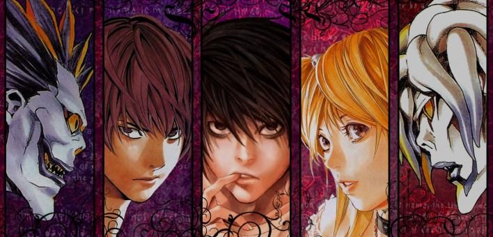 Death Note dublado na Crunchyroll