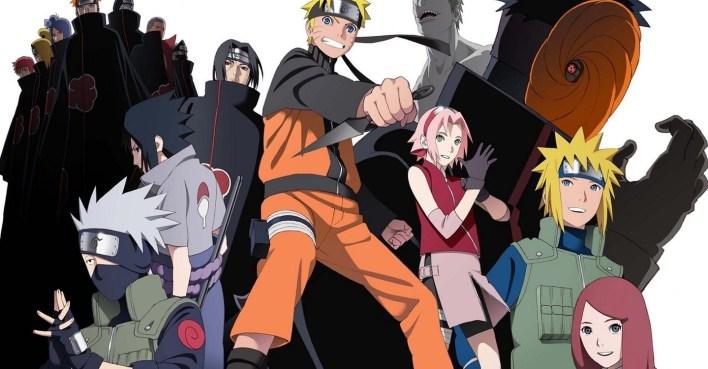 Naruto Shippuden dublado na Crunchyrollden